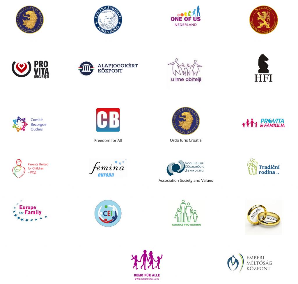 """Screenshot: Auch die """"Demo für alle"""" taucht mit Logo auf der Seite der Unterschriftenaktion auf."""